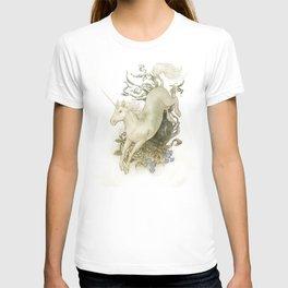 Unicorn and Silver T-shirt