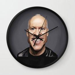 Celebrity Sunday ~ Michael Keaton Wall Clock