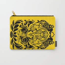 Tribal Ganesh Carry-All Pouch