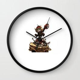 Ziggs Wall Clock