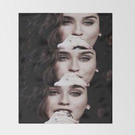 Lauren Jauregui Throw Blanket