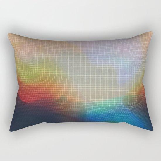 Glitch 07 Rectangular Pillow