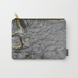 Swirling Water Carry-All Pouch