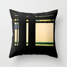 One One Oh Throw Pillow