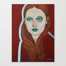 Close Up 10 Canvas Print