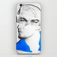 leonardo iPhone & iPod Skins featuring Leonardo by Eva BF