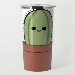 One prickle at a Time Travel Mug