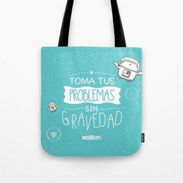 Gravedad Tote Bag