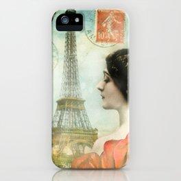 J'adore Paris iPhone Case