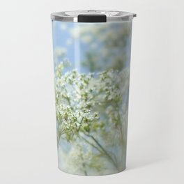 Queen Annes Lace Travel Mug