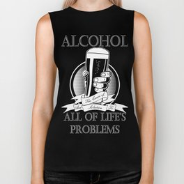 ALCOHOL Biker Tank