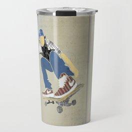 Skateboard 1 Travel Mug