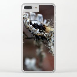 Shameless Clear iPhone Case