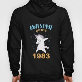Awesome since 1983 Hoody