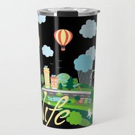 Eco Life Travel Mug