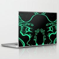 bull Laptop & iPad Skins featuring Bull by Littlefox