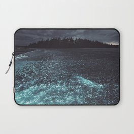 Crystal Lake Laptop Sleeve