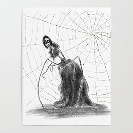 Coraline The Other Mother Poster