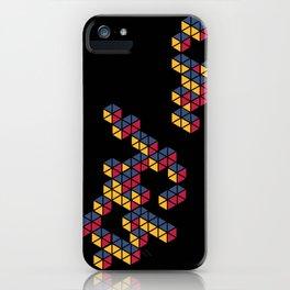 Block Depth iPhone Case
