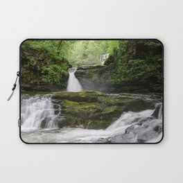 Four falls walk waterfall 5 Laptop Sleeve