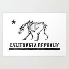 California Republic Art Print
