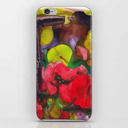 Broken Petals  iPhone Skin