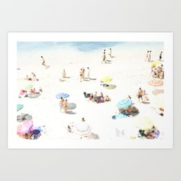 beach XXI Art Print