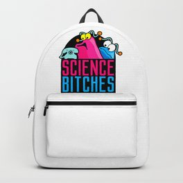 Science Bitches Backpack