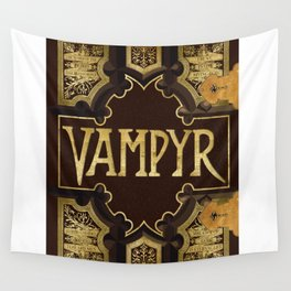 Vampyr Book -- Buffy the Vampire Slayer Wall Tapestry