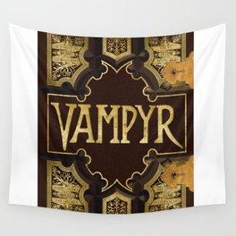 Vampyr Book -- Buffy the Vampire Slayer Wall Tapestry