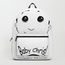 Riggo Monti Design #21 - Baby Chris! Backpack