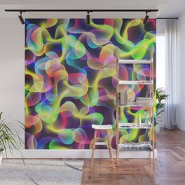 Color Fantasy Wall Mural