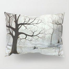 Winter meeting Pillow Sham