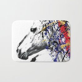 Trojan Horse Bath Mat