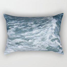That Wave Rectangular Pillow