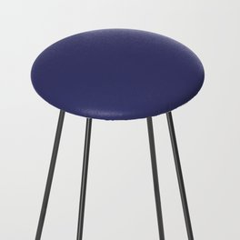 American Blue Counter Stool