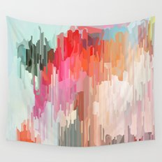 Everything will flow Wall Tapestry