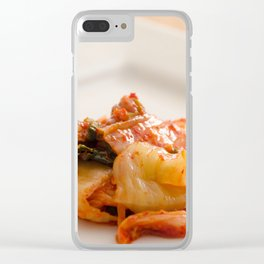 Kimchi 2 Clear iPhone Case