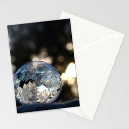 Frozen Bubble Stationery Cards