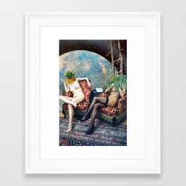 Bosses Framed Art Print