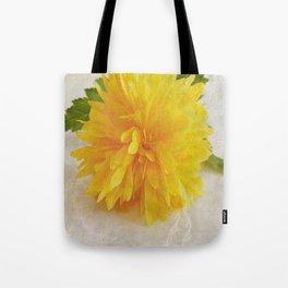 Kerria Japonica Tote Bag