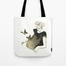Le Farfalle Nello Stomaco Tote Bag