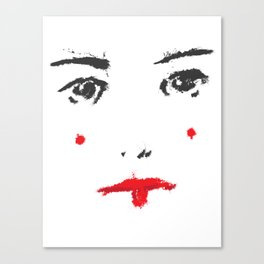 The Queen of Naboo Canvas Print