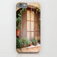 Mediterranean window iPhone 6s Slim Case