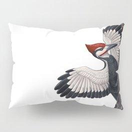 Pileated Woodpecker Pillow Sham