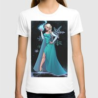 frozen elsa T-shirts featuring Frozen - Elsa by J Skipper