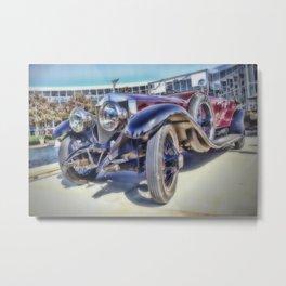 Dreamy Rolls Metal Print