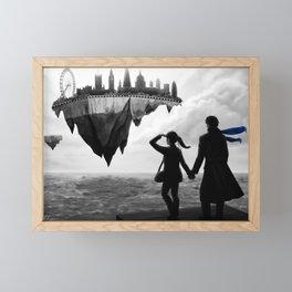 Sherlolly - Floating World Framed Mini Art Print