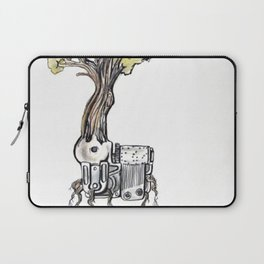 Music Tree Laptop Sleeve