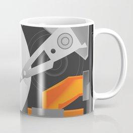 Hard-Drive Coffee Mug